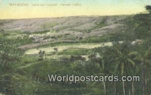 Matanzas Republic of Cuba Valle del Yummuri  Valle del Yummuri