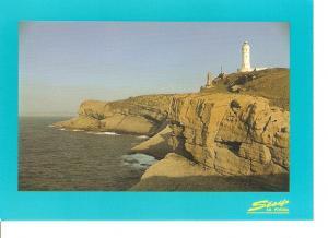 Postal 028876 : Cantabria, Santander. El faro y Cabo Mayor