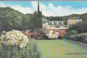 Governor General's House , TRINIDAD , W.I. , 50-60s