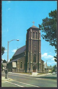 St Mary's Catholic Curch,Taunton,MA