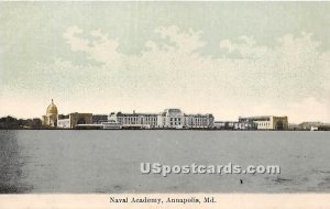 Naval Academy in Annapolis, Maryland