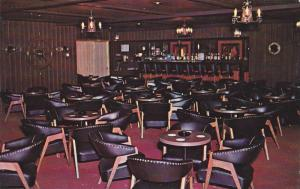 The Buccaneer Lounge of the Town and Country Restaurant,  Port Hawkesbury,  C...