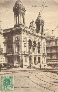 Algeria 1920s ORAN - Le theatre