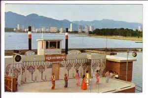 Kitsilano Showboat, Vancouver, British Columbia, Dancers, Used 1966