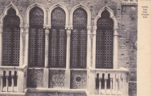 Venezia, Veneto, Italy 1900-10s ; Piano Nobile, Palazzina Kress