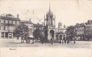 DEVIZES, Wiltshire, England, United Kingdom; Market Place and Civil Parish, 0...