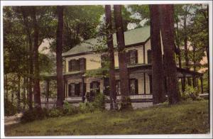 Grant Cottage, Mt McGregor NY
