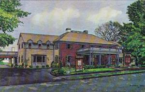 Massachusetts Sandwich Village Daniel Webster Inn Main Street