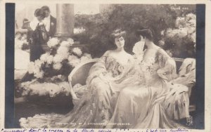 RP: Salon 1905 ; E. Etcheverry - Confidences; TUCK Seris II. No. 11
