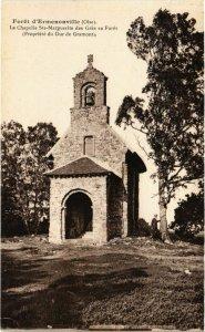 CPA Ermenonville- La Chapelle Ste Marguerite de Gres FRANCE (1020460)