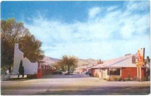 Idaho Motel, 1159 S 5th, Pocatello, Idaho, ID,  pre-zip code Chrome