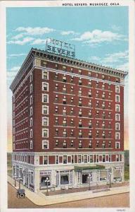 Hotel Severs, Muskogee, Oklahoma,00-10s