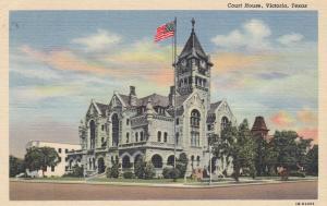 VICTORIA , Texas , 1930-40s ; Court House