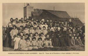 Eskimo & Indian Missions , Canada , 1910s ; View #19