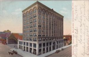 Indiana Indianapolis Traction Termimal Building