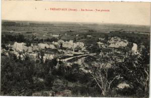 CPA Trésauvaux - Ses Ruines - Vue générale  (240647)