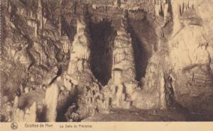 La Salle du Precipice, Grottes de Han, Belgium, 10-20s