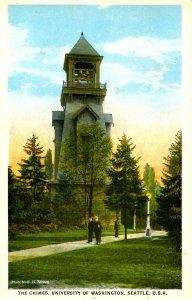 WA - Seattle. University of Washington, The Chimes