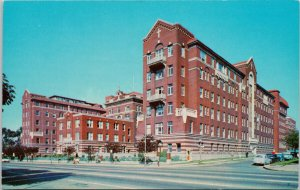 St. Paul's Hospital Vancouver BC Advertising Information Card G30
