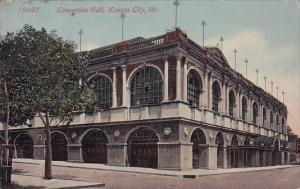 Convention Hall Kansas City Missouri 1916