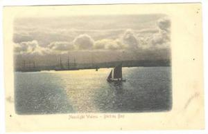 Sail Boy , Moonlight Waters , DURBAN Bay , South Africa , 00-10s