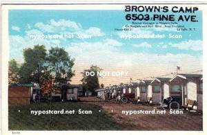 Brown's Camp, Niagara Falls NY