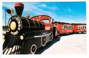 Miniature Train , LE TRAIN WESTERN , Dolbeau , Quebec , Canada , PU-1986