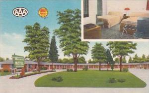 North Carolina Greensboro Maplewood Motel