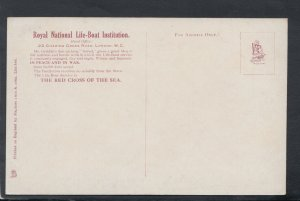 Occupations Postcard - Royal National Life-Boat Institution  RS19637