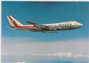 Canadian Wardair Boeing 747 CF-DJC, the Phil Garratt in Flight