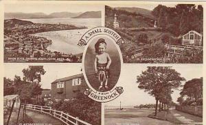 5-Views, Including A Boy, The Esplanade, Auchmountain Glen, Etc., Greenock, S...