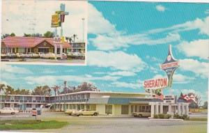 Florida Lake City Sgeraton Motor Inn 1968
