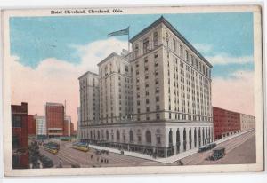 Hotel Cleveland, Cleveland OH