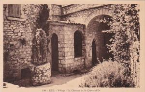 France Eze Village Le Chateau de la Chevre d'Or