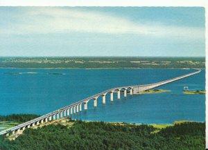 Sweden Postcard - Olandsbron - Ref TZ656