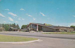 Greetings from Sahara Motel & Restaurant, SARNIA, Ontario, Canada, PU-1972