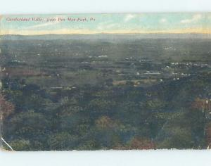 D-back Cumberland Valley PEN MAR PARK Carlisle & Chambersburg & Harrisburg F9594