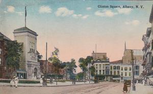Clinton Square, Albany, New York, 00-10s