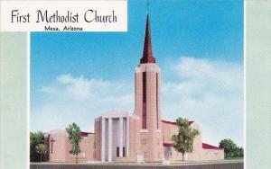 First Methodist Church Mesa Arizona