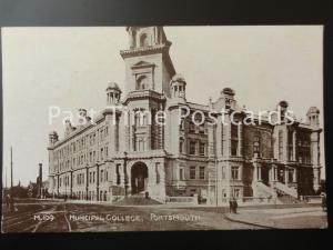 c1926 - PORTSMOUTH, Municipal College