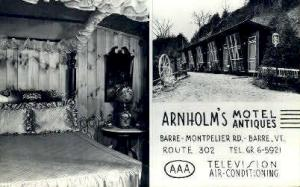 Arnholm's Motel
