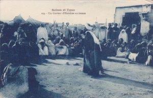 Un Conteaur d'Histoires anciennes , Algeria , 00-10s