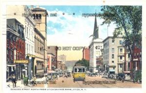 Genesee Street, Utica NY