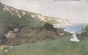 FOLKESTONE, Kent, England, 1900-1910's; The Warren