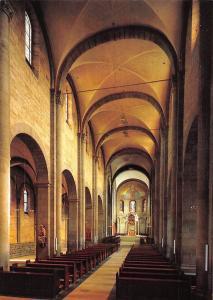 Benediktinerabtei Maria Laach, Inneres der Basilika, Basilique Basilica Interior