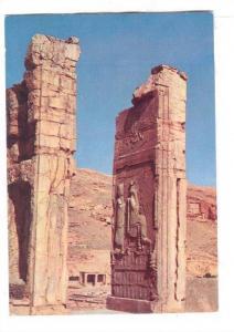 Persepolis, Shirez, Iran, 50-70s