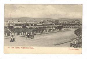 The Square, Palmerston North, New zealand, PU-1905