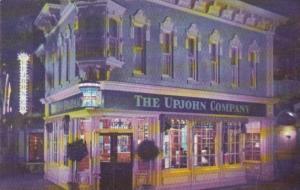 Upjohn Company Pharmacy Disneyland Anaheim California 1965
