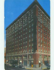 Pre-1980 SAVERY HOTEL Des Moines Iowa IA HQ2890