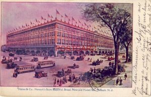 pre-1907 HAHNE & CO., NEWARK, N. J. 1907
